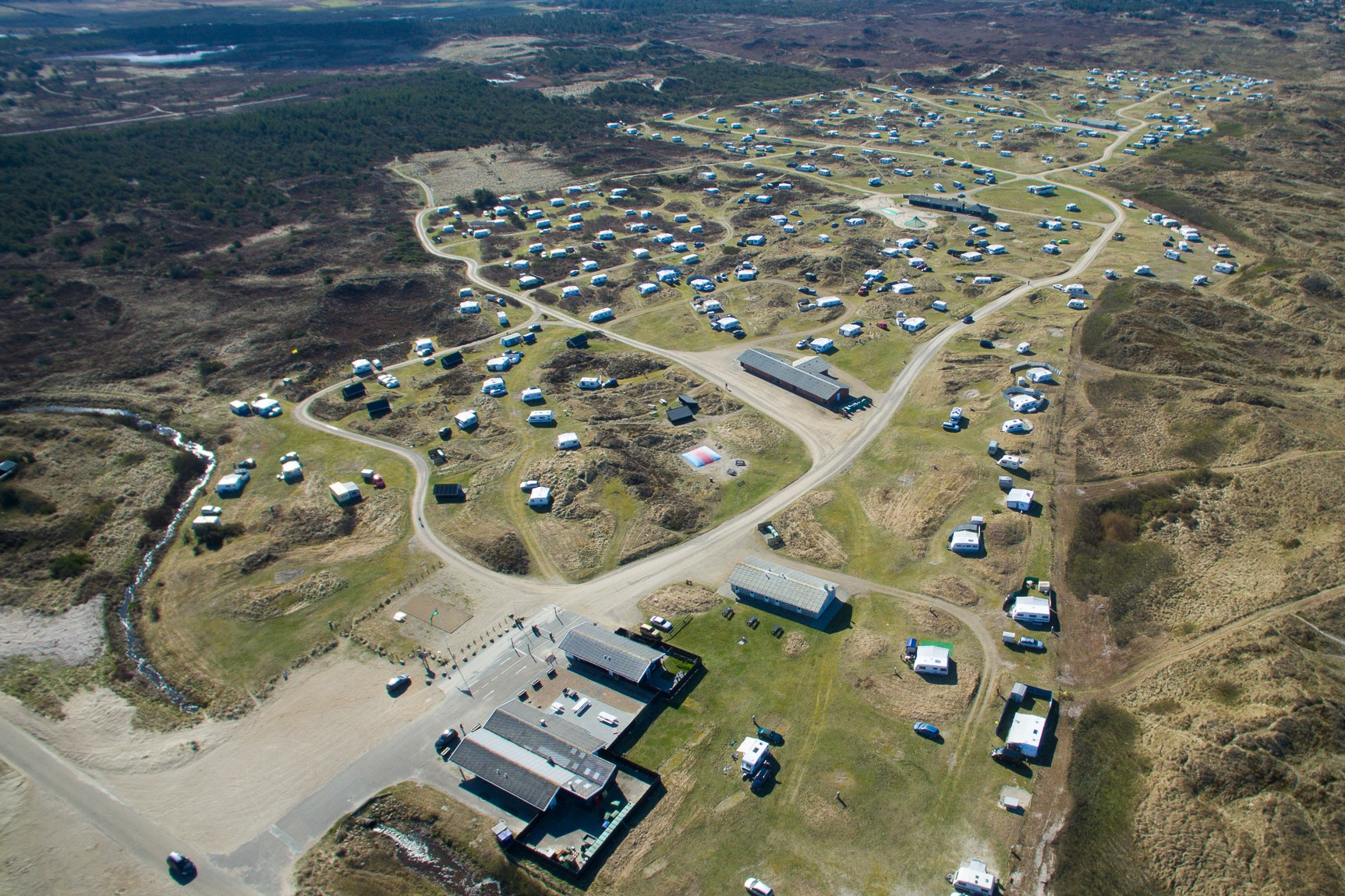 Børsmose Strand Camping   PiNCAMP by ADAC