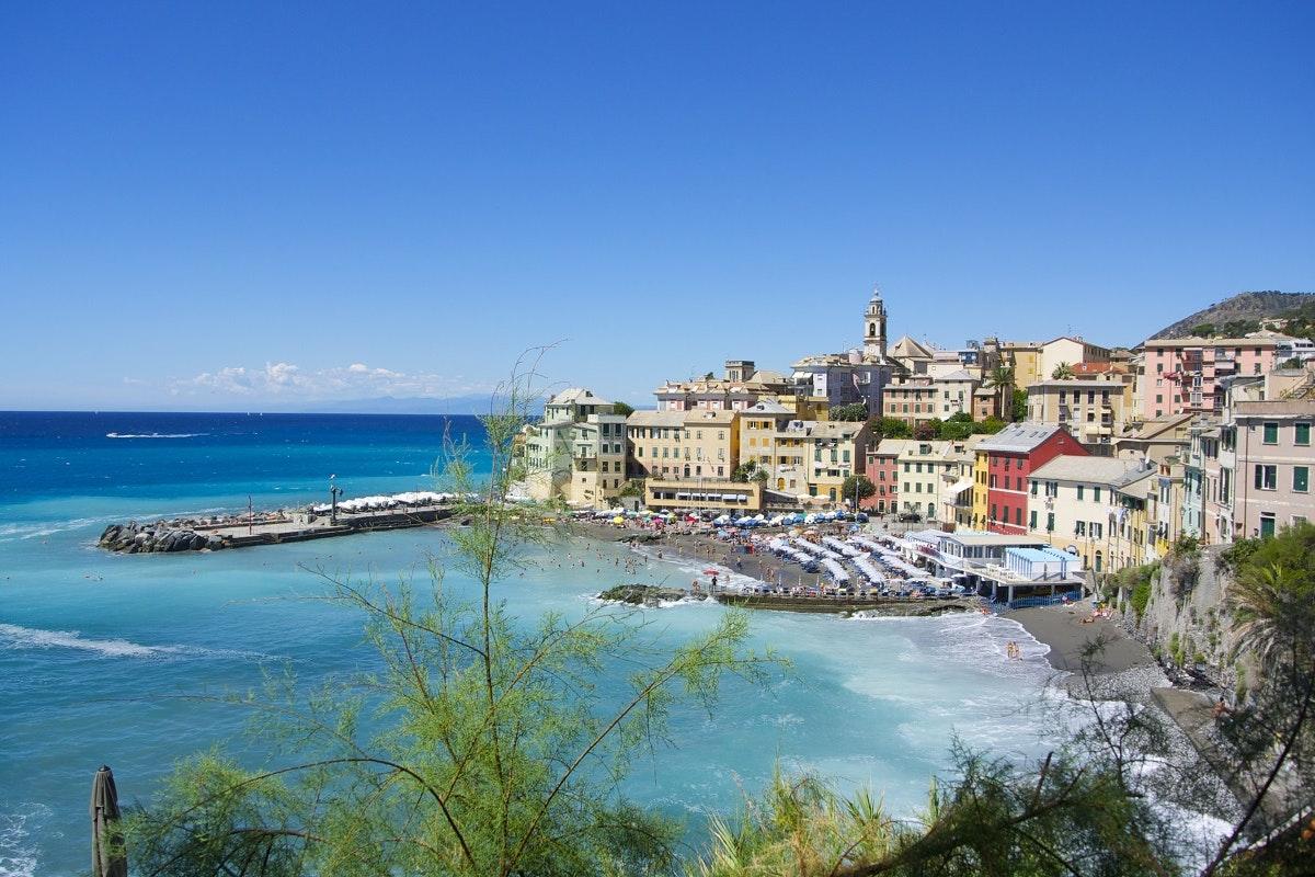Italien Karta Genova.Camping Genova Est Pincamp By Adac