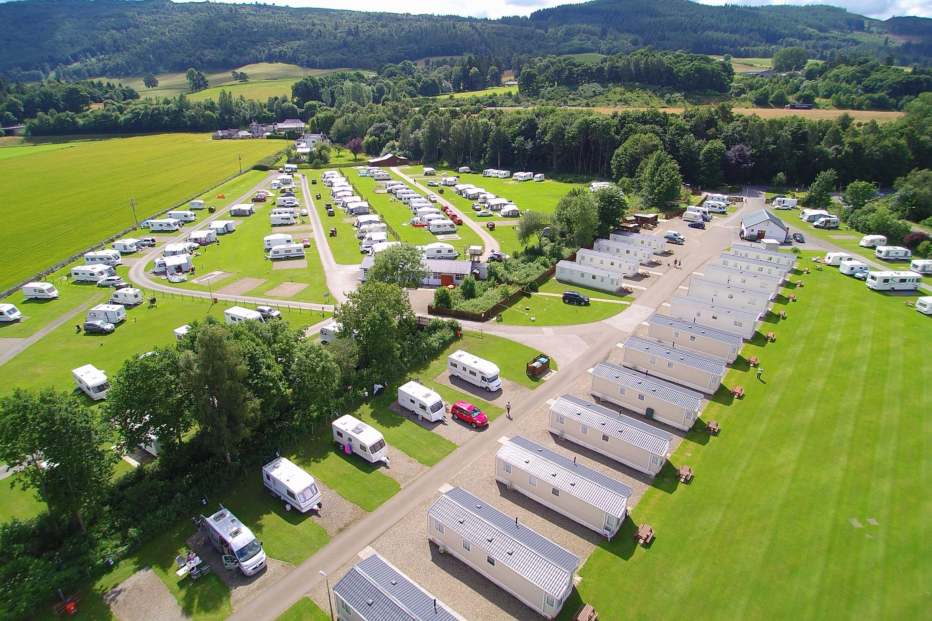 Camping In Schottland Finde Die Top Campingplätze Pincamp By Adac