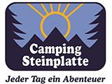 Camping Steinplatte