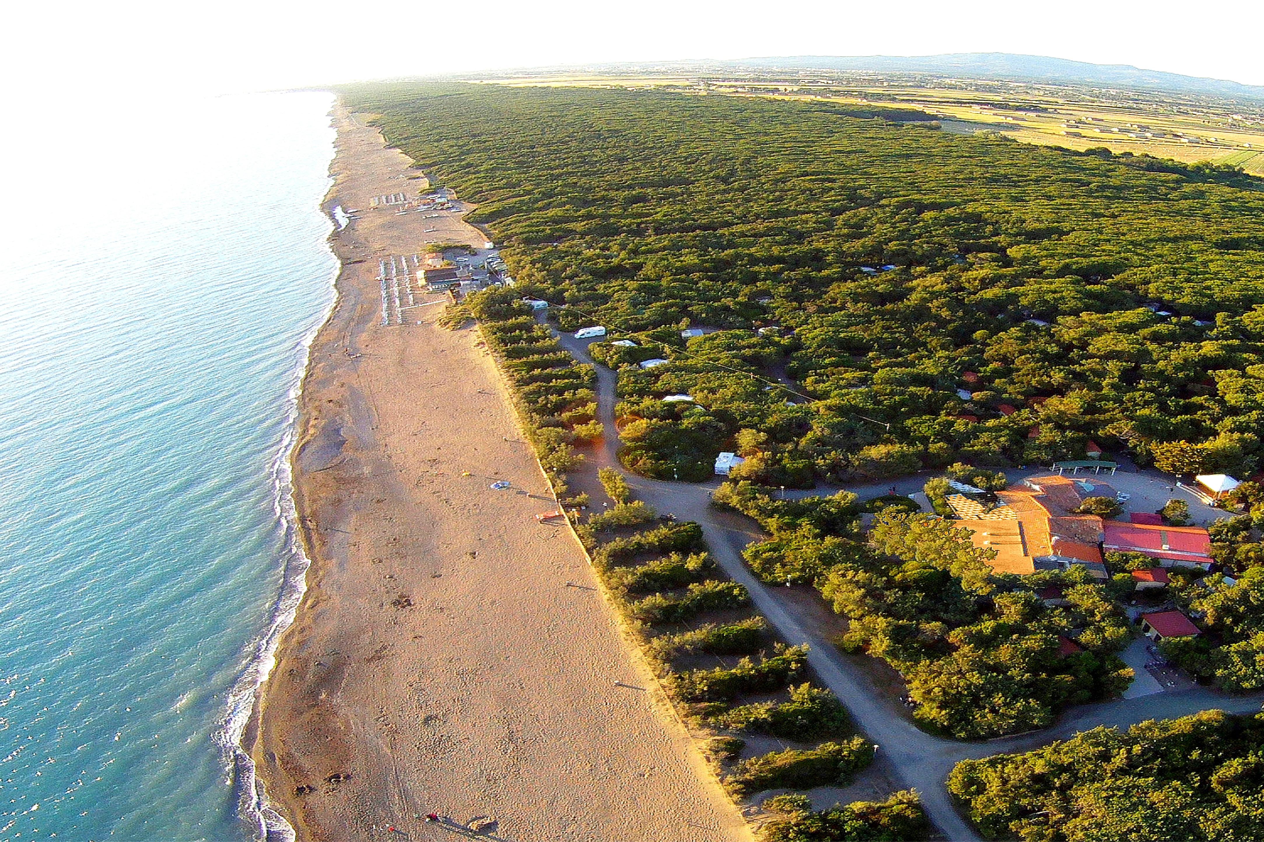 Karte Toskana Küste.Camping Toskana Alle Plätze Auf Einen Blick Pincamp By Adac