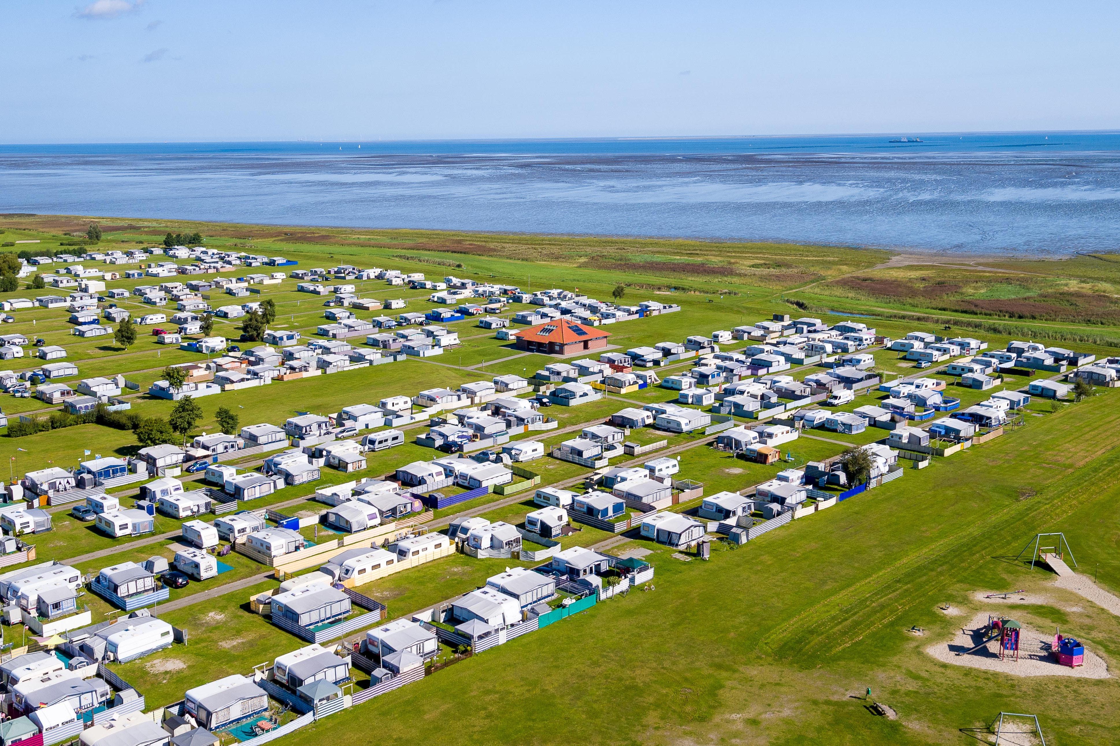 Campingplatz hooksiel bilder