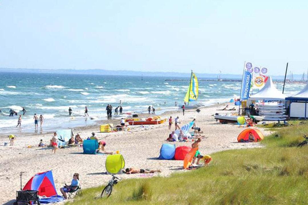 Camping Mit Kindern An Der Ostsee Die Schonsten Platze Pincamp
