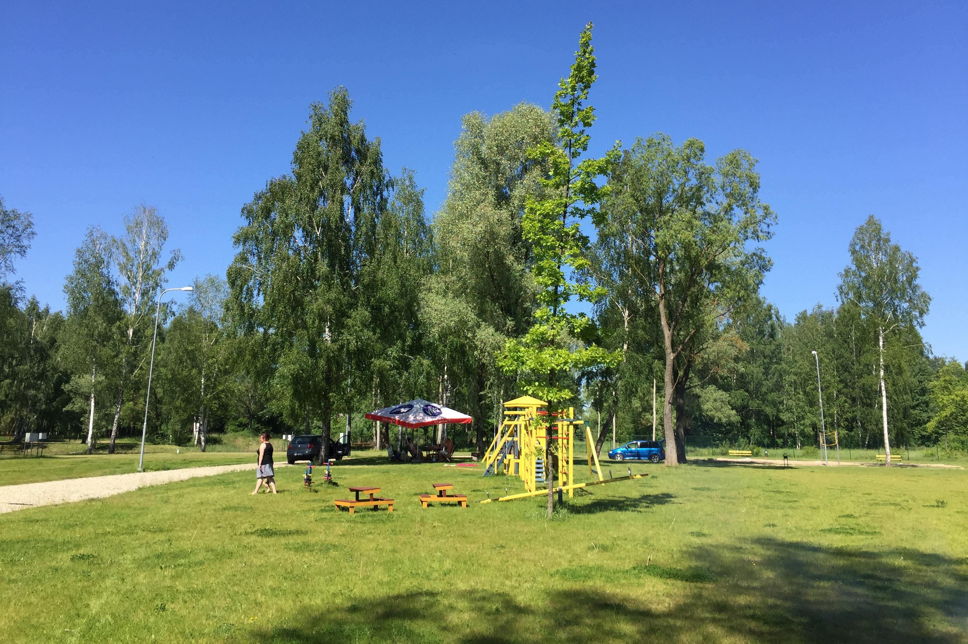 Klettergerüst Russisch : Camping in litauen. finde die top campingplätze pincamp by adac