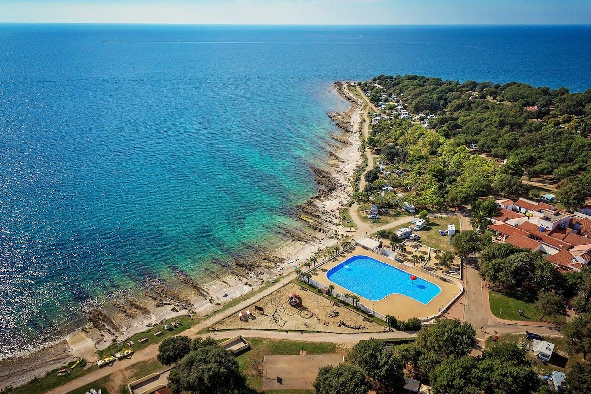 Ulika Mobile Homes in Parenzo, Istria, Croazia - Plava Laguna