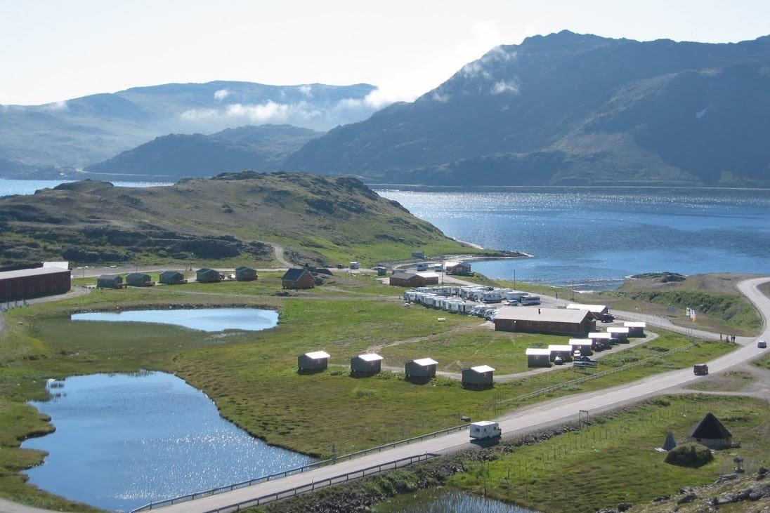 Nordkapp Camping Pincamp By Adac