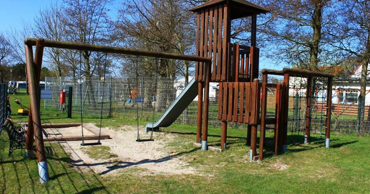 Klettergerüst Rosen : Rosen camp kniese pincamp by adac