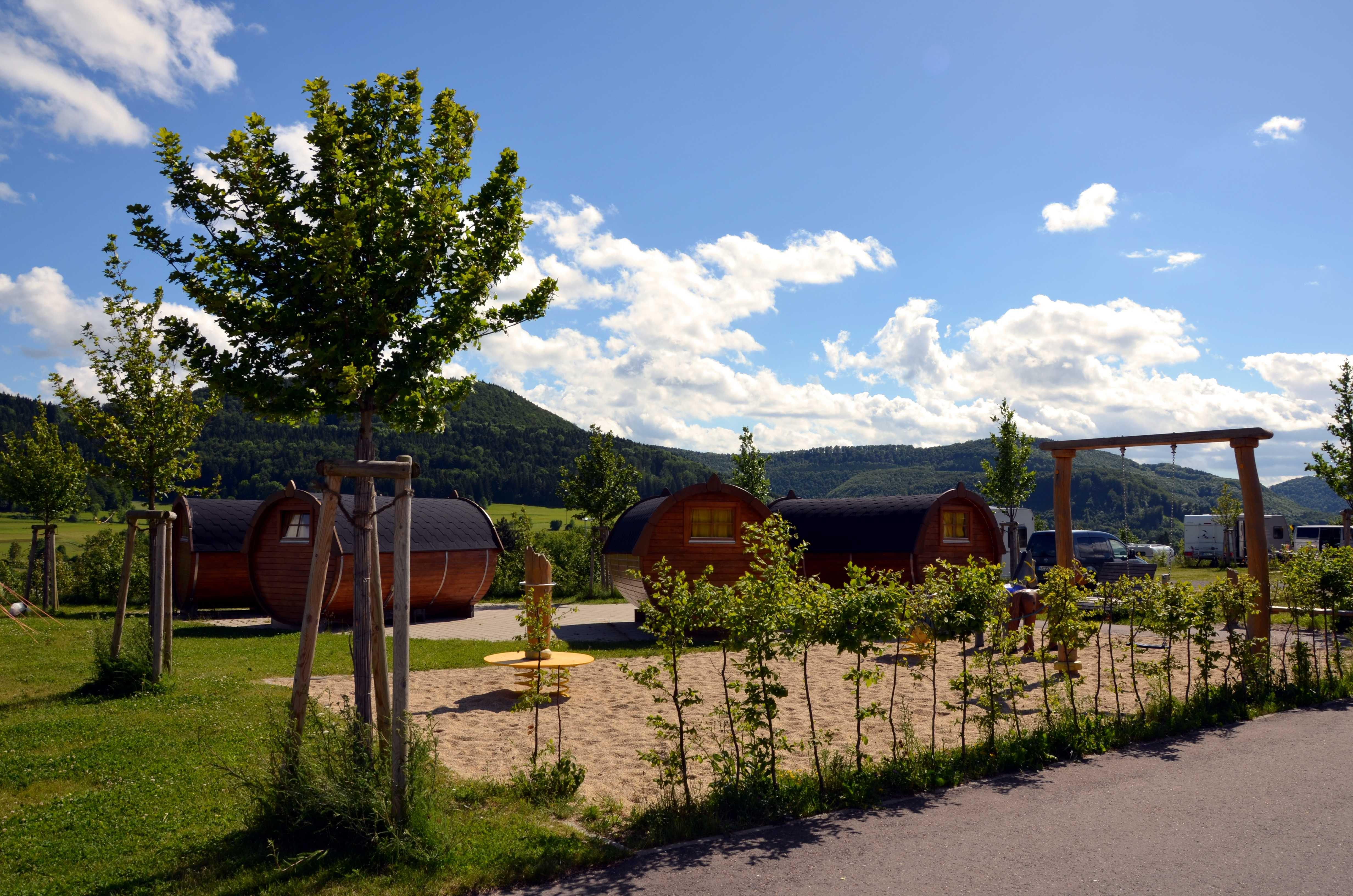 Camping In Baden Württemberg Die Schönsten Campingplätze Pincamp