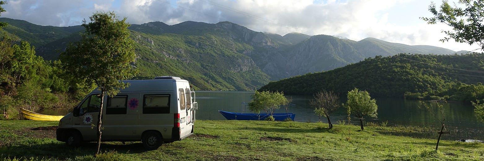 Mit dem Reisemobil nach Albanien