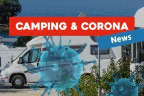 Corona und Camping: Wir beantworten deine Fragen