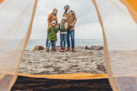 Familienzelte: So findest du das perfekte Zelt für den Campingurlaub mit Kindern