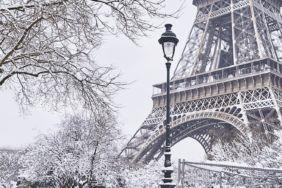 7 traumhaft schöne Wintercampingplätze in Frankreich