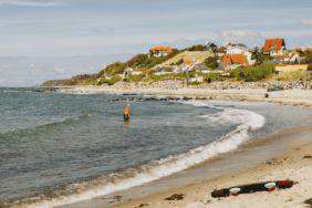 Camping in Nordseeland an der Dänischen Riviera