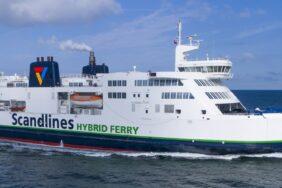 Scandlines: Mit umweltfreundlichen Fähren nach Dänemark