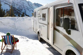 Action Camping in Berchtesgaden