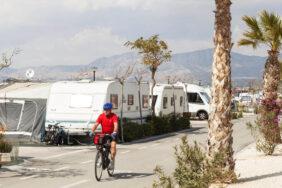 Überwintern im Süden Spaniens