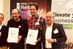 PiNCAMP gewinnt bei der Travel Start-up Night Berlin