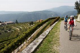 Camping im Weinbaugebiet Valpolicella