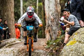 Mit Mountainbike und Familie zum Camping nach Tasmanien