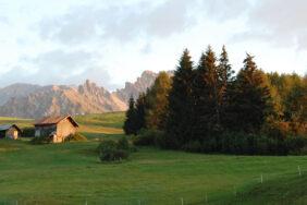 Camping & Wandern auf der Seiser Alm