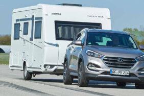 Zugwagen: 3 beliebte SUVs im ADAC-Test