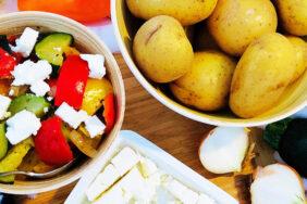 Bunte Gemüsepfanne – Simples Camping Rezept für jede Jahreszeit