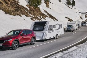 Neuer ADAC Test: Wintercaravans