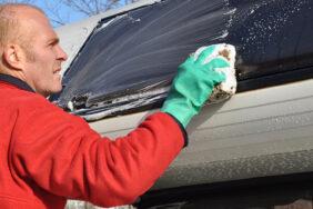 Wohnmobil und Wohnwagen reinigen: Pflegetipps