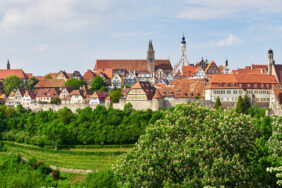 Rothenburg ob der Tauber – Romantische Mittelalterperle in Franken