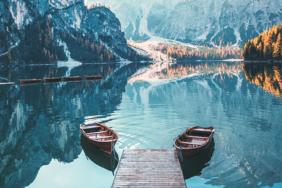 Reise durch den Südtirol: Schneebedeckte Berge und traumhafte Altstädte