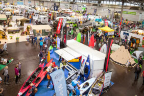 Touristik Caravaning Messe Leipzig 2018