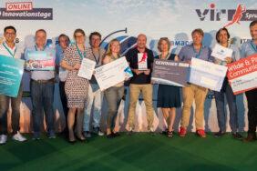 PiNCAMP gewinnt Gründerwettbewerb VIR Sprungbrett 2019
