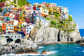 Nationalpark Cinque Terre: Camping an Italiens farbenfroher Felsküste