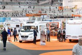 Die Highlights des Caravan Salon 2020