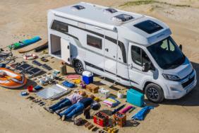 Hobby Optima Ontour Edition: Stauraum und Komfort bis zum Abwinken