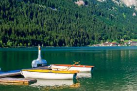 Camping am Haldensee: Wo Berge und See sich treffen