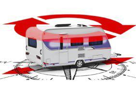 Rangierhilfen für Wohnwagen: Alle Infos auf einen Blick