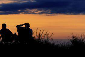 Camping in den Dünen: Naturnahe Erholung an der Küste