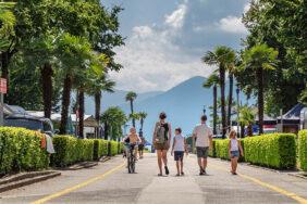 Tessin in der Schweiz: Alpine Berglandschaften und mediterrane Seen