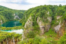 Plitvicer Seen Camping in Kroatien