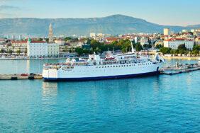Fährverbindungen nach Kroatien