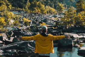 Ein Camping Abenteuer in Europa