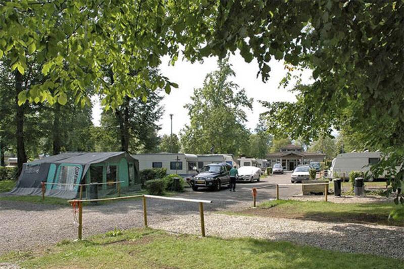 Wohnwagen und Zeltstellplatz von Camping International Lido