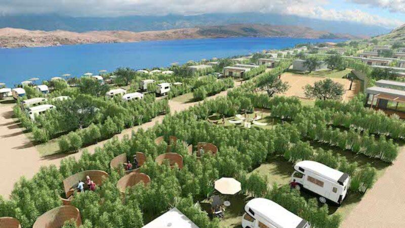 Luftaufnahme vom Terra Park SpiritoS