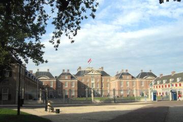 Das ehemalige Königsschloss Het Loo.