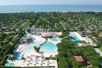 Luftaufnahme von Union Lido Vacanze