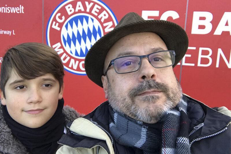 Manel Vilajosana ist beim FC Bayern München