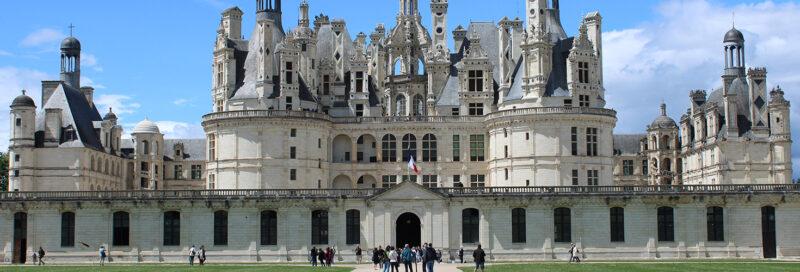 Chambord Schloss