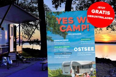 Jetzt das Yes We Camp Magazin Gratis Herunterladen