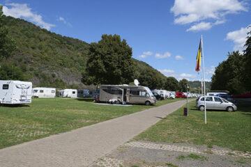 Camping Burgen Standplatz